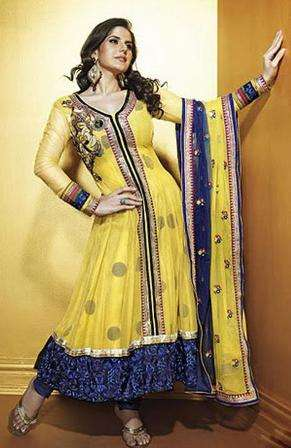 Salwar Kameez Designs Neck Designs 2014 Photos : Buy Salwar Kameez ...