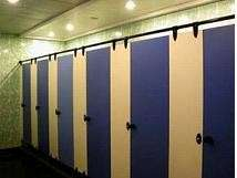 Toilet cubicle systems (nylon series)