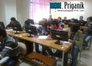 Project Based Civil Mechanical Industrial Training 2015