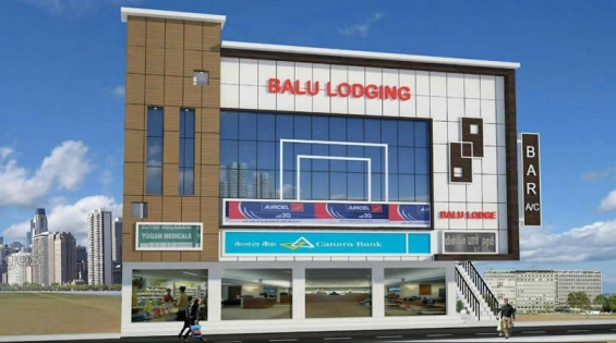 Hotels in coimbatore near saibaba colony