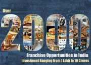 New business franchise opportunities in india