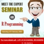 R Programming Seminar – Attend this Meet-the-Experts Workshop to Get an Eye-opening Experi