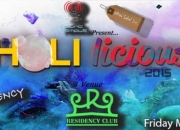Kyazoonga.com: Buy tickets for Holi-Licious 2015 – Pune
