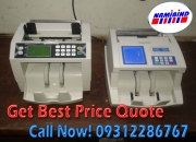 Loose note counting machine with fake note detector in delhi