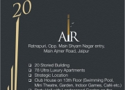 2, 3 BHK Flats for Sale and purchase in Jaipur