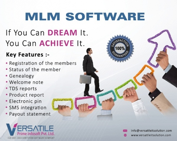 Multilevel marketing- mlm website design