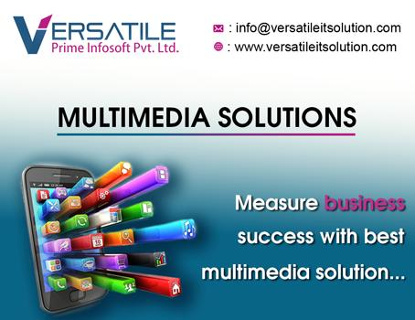 Multimedia solution in india