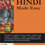 Hindi learning book for foreigners