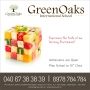 Admissions are Open at GreenOaks Play and  Primary School 2015