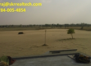 Plots for in Neemrana behror on NH8 call 9873634854, Keshwana Hills