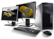 Video Editing workstation HP Xw8400 Hire Noida