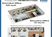 Furnishedoffice space noida extension 450 sq. ft.