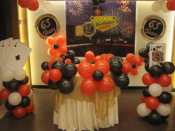 Birthday party arrangements in lucknow at just rs. 4500/- @9450359738