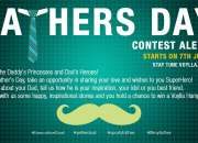 Father's Day contest on this weekend