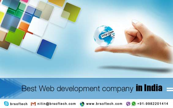 Offshore mobile website development company (br-softech)
