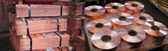 Premium quality bare copper strip for various industrial applications