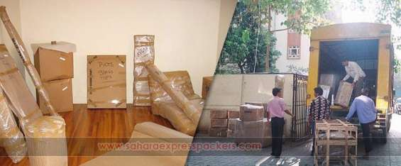Sahara express packers and movers