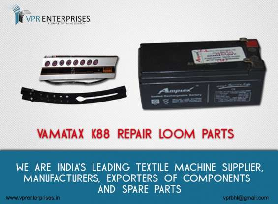 Vamatex k88 repair loom parts, vamatex loom parts, vamatex leonardo loom parts