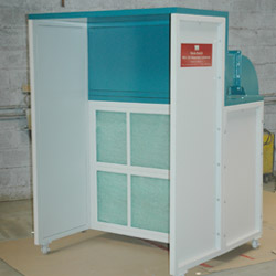 Paint booth manufacturers and exporters