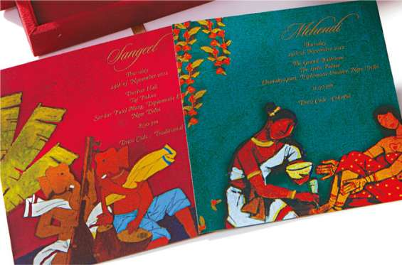 Designer wedding invitation cards | wedding cards
