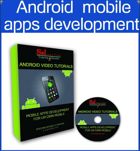 Android cd step by explanatios in tamil