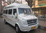 11 Seater Luxury Tempo Traveller
