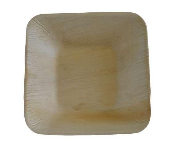 Disposable e palm leaf plates and bowls