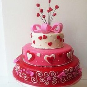 Order Wedding Cakes Online India