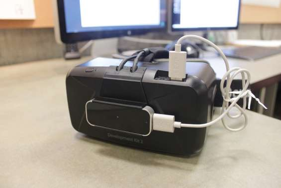 Leap motion vr bundle for developers