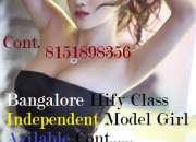 Bangalore call girls sort time service cont 81518…