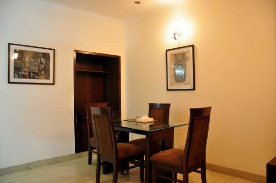2 bhk service apartment weekly rental for marriage function