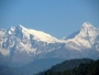 Route Purple NATURE WEEKEND in Himalayas - MAR 12-16.