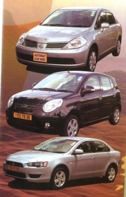 Car rental in mauritius- automatic or manual
