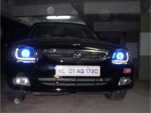 Projector head lights for all cars