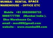 Mumbai Bhiwandi Indian Rental Warehouse