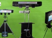 Cricket Bowling Machine for Pro Training - Leverage