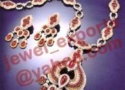 Handcrafted designer wedding jewellery