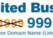 Unlimited business email with free domain rs 999/ only