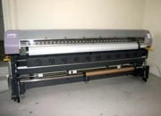Want  to SALE our used  Large Format Digital Printing Machine - MIMAKI