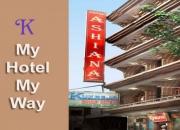 Stay in Hotel Ashiana, near New Delhi Railway and Metro Station