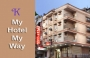 Stay in Hotel Le Heritage, near Karol Bagh Telephone Exchange