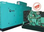 Cummins genset, silent diesel generator
