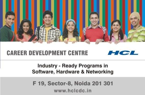 Hcl cdc- a top-ranked it institute in india