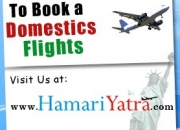 Cheap Airlines Tickets - HamariYatra.com