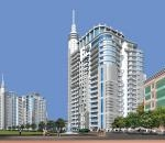 Available for rent  flat in dlf pinnacle