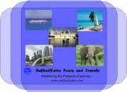 Travel related services and tour packages