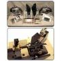 Hydraulic Clamping, Hydraulic Welding Fixtures, Receiving Gauges