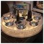 Karahi Stands, Lazy Susan, Table Wares, Barware, Kitchen Cutlery, Hotel Uniforms