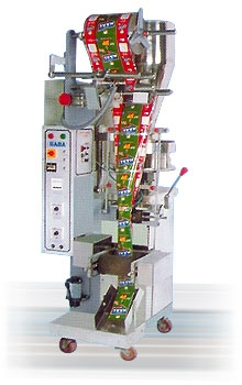 Pouch packing machine, masala packing machine