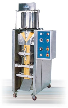 Liquid packaging systems, liquid packaging machine